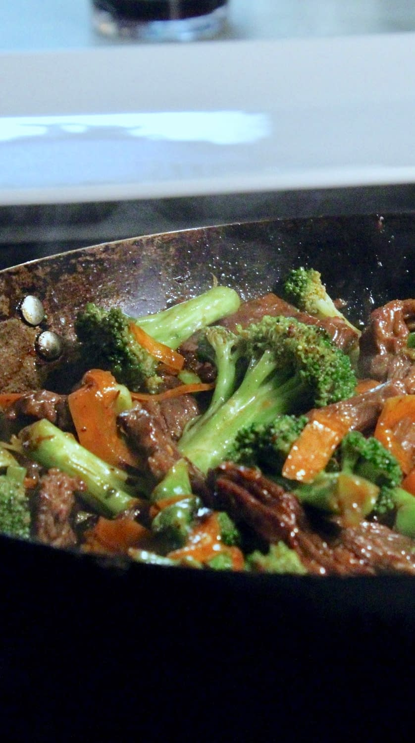 Better-Than-Takeout Beef with Broccoli