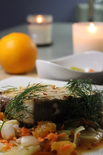 Swordfish steaks